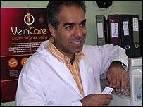 Dr Bijan Nasirimanesh