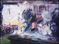 Business, by Jack B Yeats