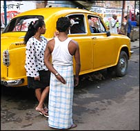 Prostitute in Calcutta