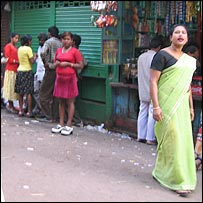 Calcutta prostitutes