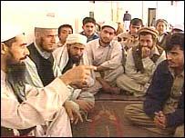 Mosque sermon