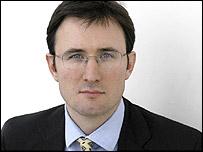 BBC correspondent James Landale