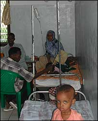 Ward in Hayat Hospital