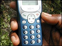 Mobile phone in Africa