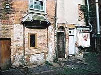 A slum in Birmingham