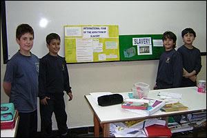 Escuela en Uruguay