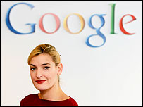 Kate Burns, Google head of Advertising sales UK