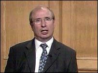 Phil Williamson, head teacher of Christian Fellowship School, Liverpool