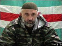 Лидер сепаратистов Аслан Масхадов
