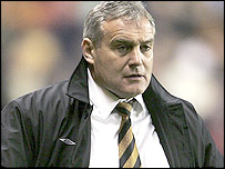 Ex-Southampton and Wolves manager Dave Jones
