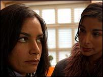 Maya and Sunita