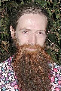 Cambridge geneticist Aubrey de Grey
