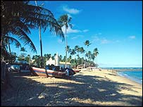 Salvador, site of the World Tourism Forum