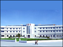 Artists impression of the new Midland Hotel, in Morecambe