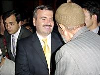 Tahir Akyirek, mayor of Konya