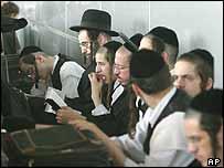 Ultra-Orthodox Jews in Israel