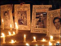 Candlelit vigil in Bhopal