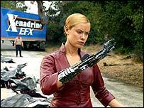 Kristina Loken in Terminator 3