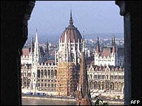 Hungary parliament