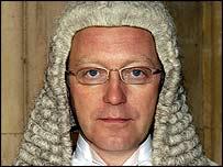 Mr Justice Ryder