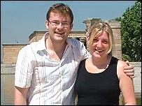 David Mills and Emily Sollis