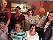Inmigrantes latinos en Estados Unidos.