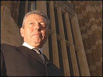 Work and Pensions Secretary Alan Johnson