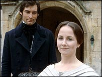 BBC adaptation of Jane Eyre starring Timothy Dalton and Zelah Clarke