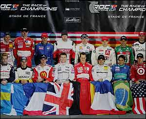 Race of Champions Driver photo