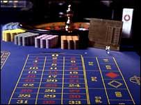 Стол казино