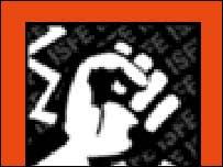 Violent symbol