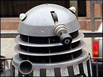Picture of a Dalek