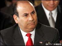 Roger Noriega, sub Secretario de Estados de EE.UU para el hemisferio occidental.