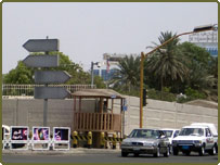 Heavily secured US consulate in Jeddah