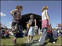 Glastonbury 2004