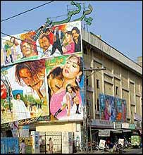 A Pakistani cinema