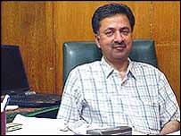 Producer Shahzad Gul
