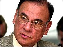 New Venezuelan Foreign Minister Ali Rodriguez