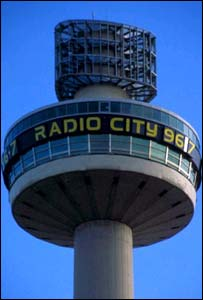 Radio City Tower, copyright Freefoto.com