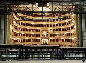 Milan's La Scala