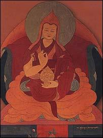 Tsangyang Gyatso, the sixth Dalai Lama