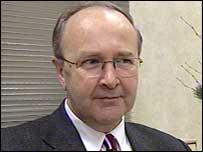 Oversight Commissioner Al Hutchinson