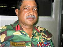 Colonel Mahmud Chowdhury