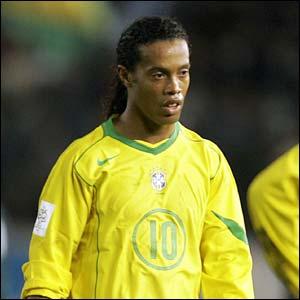 Brazil's Ronaldinho rues defeat against Argentina
