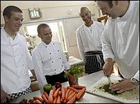 St Austell chefs' workshop