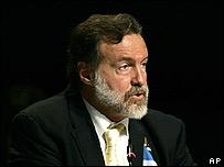 Rafael Bielsa, canciller de Argentina