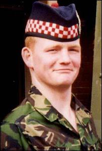 Lance Corporal Andrew Craw