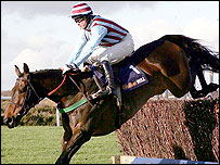 Best Mate won the Gold Cup in 2002, 2003 and 2004