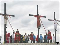 Image of crucifixion