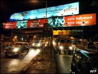Bombay streetscene